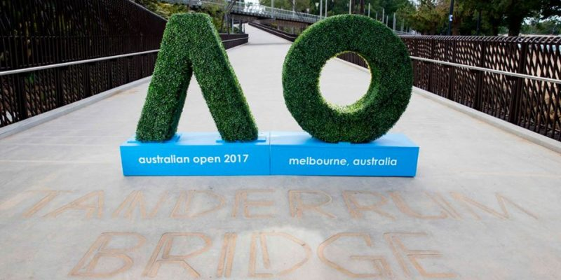 Australian Open 2017, Melbourne