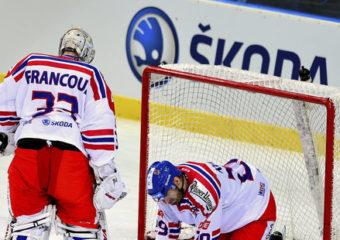 Pavel Francouz, IIHF