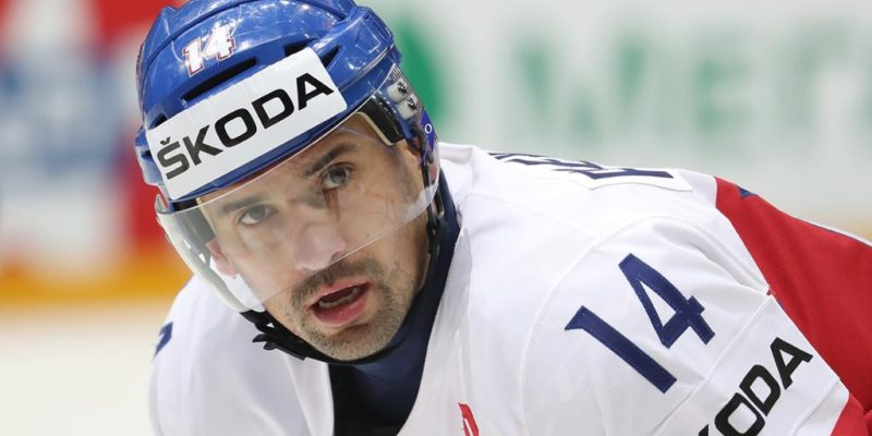 Tomáš Plekanec na MS v hokeji