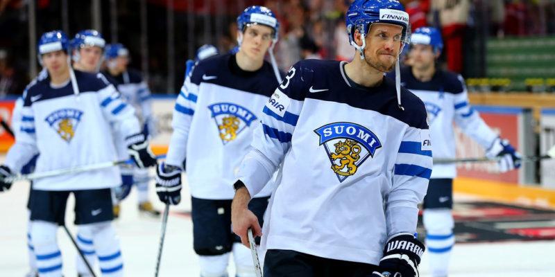 Finsko vs. ČR, MS hokej 2017